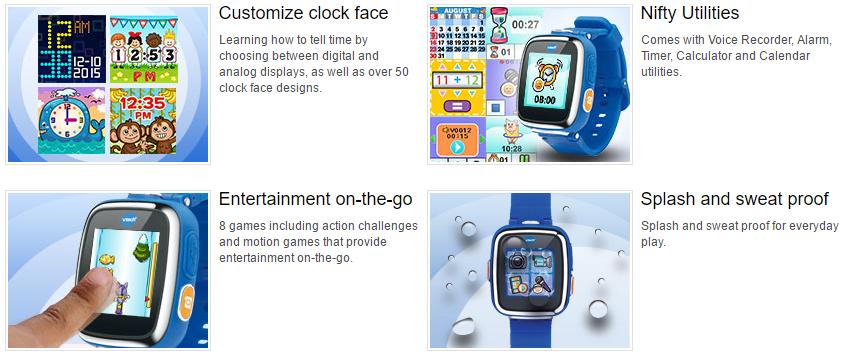 VTech Kidizoom Smartwatch review